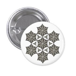 Snow Crystal Pins