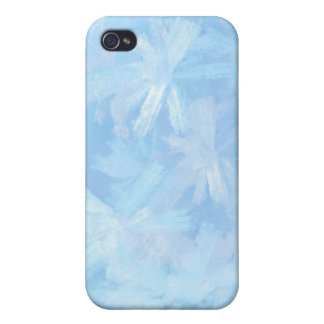 Snow Crystal Case iPhone 4 Covers