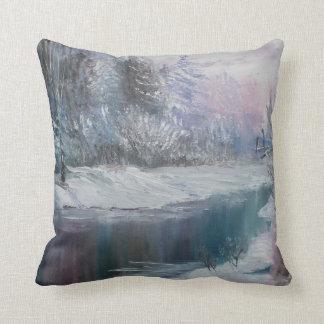 Snow Cushion