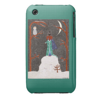 Snow Dachshund iPhone 3G Case-Mate iPhone 3 Case-Mate Cases