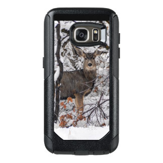 Snow Deer - Wasatch Front - Utah OtterBox Samsung Galaxy S7 Case