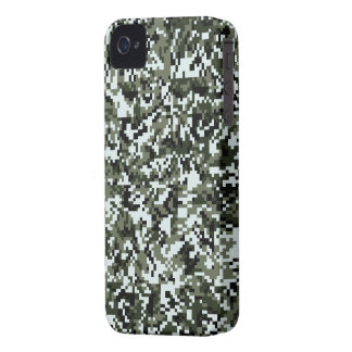 Snow Digital Camouflage Case-Mate iPhone 4 Case