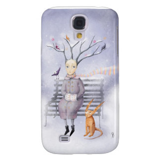 Snow Dreaming Galaxy S4 Case