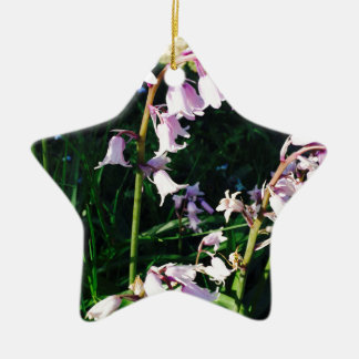 Snow drops christmas ornament