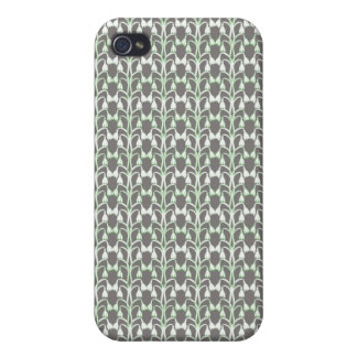 Snow Drops Cover For iPhone 4