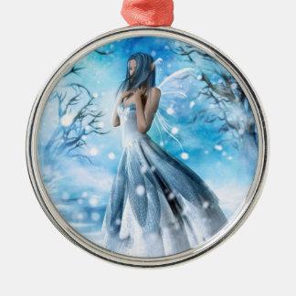 Snow Fairy Ornament