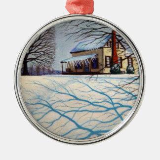 Snow for Christmas Christmas Ornament