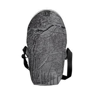 Snow Forrest Commuter Bag