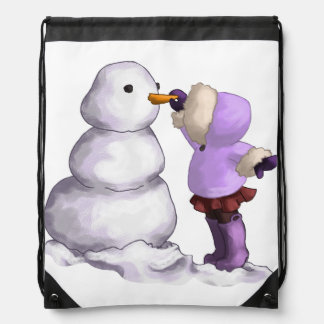 Snow Friend Backpack