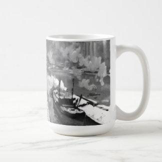 Snow from Brooklyn Heights 1922 Coffee Mug