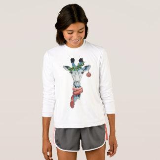 Snow giraffe T-Shirt