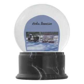 Snow Globe - Atoka, Tennessee