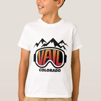 snow-goggles-vail T-Shirt