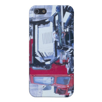 Snow Groomer iPhone 5 Cases
