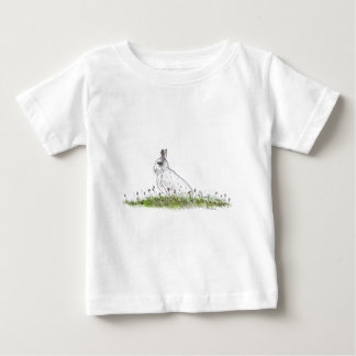 Snow Hare Baby T-Shirt