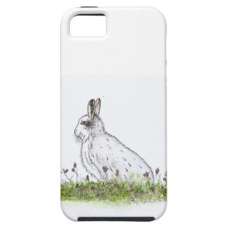 Snow Hare Case For The iPhone 5