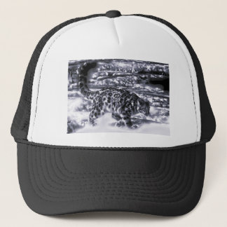 Snow Hunter 3 Trucker Hat