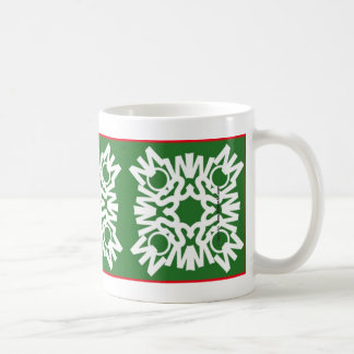 SNOW in the Hot Chocolate Mugs