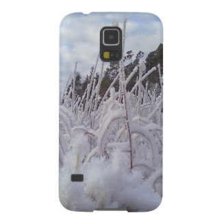 Snow Landscape Galaxy S5 Cases