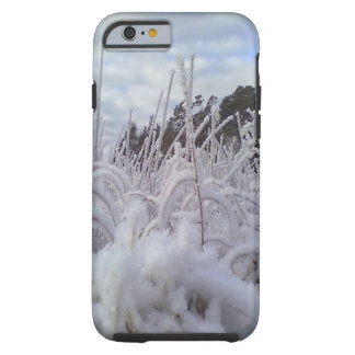 snow landscape tough iPhone 6 case