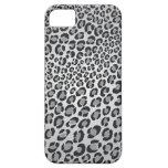 Snow Leopard Animal Print |