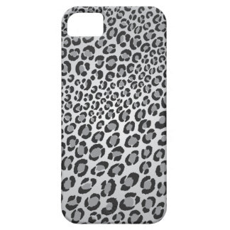 Snow Leopard Animal Print | iPhone 5 Case