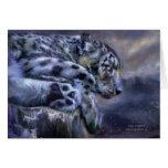 Snow Leopard ArtCard