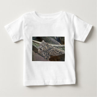Snow Leopard Baby T-Shirt