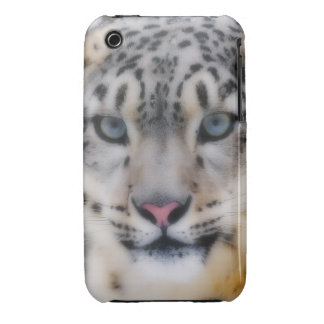 Snow Leopard iPhone 3 Case-Mate Case