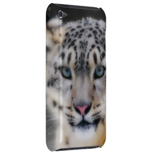 Snow Leopard Barely There iPod Covers