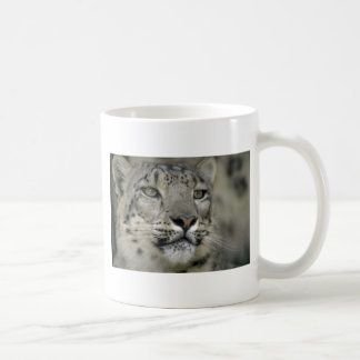 Snow Leopard Coffee Mug
