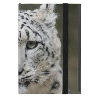 Snow Leopard Cover For iPad Mini