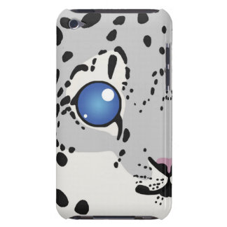 Snow Leopard Cub iPod Touch Case