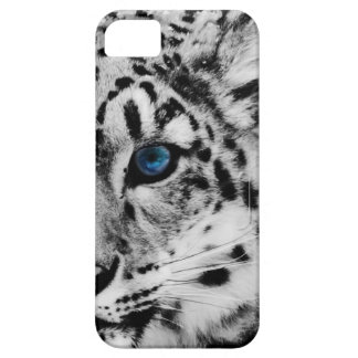 snow Leopard eye iphonecase iPhone 5 Case