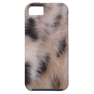 Snow Leopard Fur Case For The iPhone 5