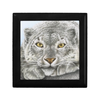 Snow Leopard Gift Box