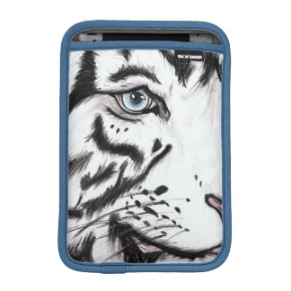 Snow Leopard (Kimberly Turnbull Art) iPad Mini Sleeve