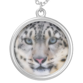 Snow Leopard Necklaces