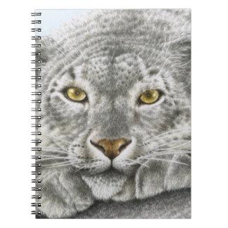 Snow Leopard Notebook