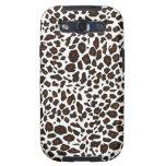 Snow Leopard Pattern
