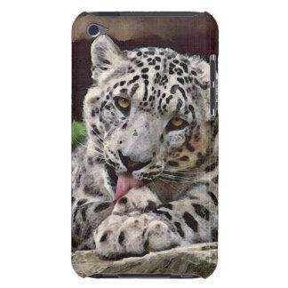 Snow Leopard Wildlife iPod Touch Case