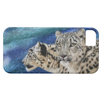 Snow Leopards IPhone 5 Case