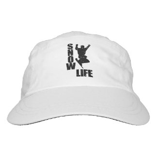 SNOW LIFE #3 (blk) Hat