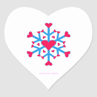 Snow Love - Stickers