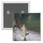 Snow Maiden, 1899 Buttons