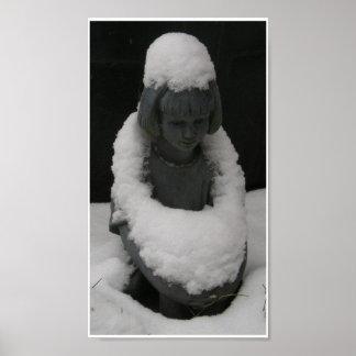 Snow Maiden Print