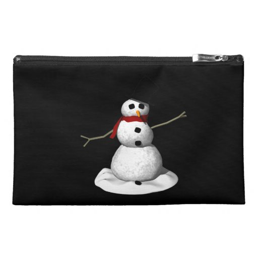 Snow Man Travel Accessories Bags