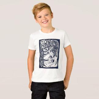 Snow man ti-shirt for boys and girls T-Shirt