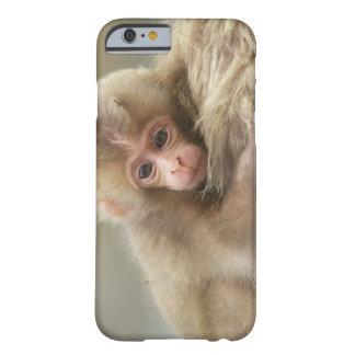 Snow Monkey Baby, Jigokudani, Nagano, Japan 2 Barely There iPhone 6 Case