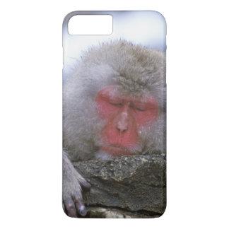 Snow Monkey Mother & Child, Jigokudani, Nagano, iPhone 8 Plus/7 Plus Case